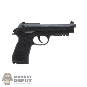 Pistol: Easy & Simple Beretta M9 Pistol