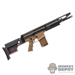 Rifle: Easy n Simple MK17 7.62mm Assault Rifle