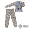 Uniform: Easy & Simple Mens U.S Army Digital Camo