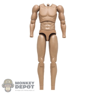 Figure: Easy & Simple Nude Base Body
