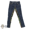Pants: Easy & Simple Mens Camo Hybrid Combat Jeans