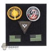 Insignia: Easy & Simple S.A.D Special Operation Group Patch Set