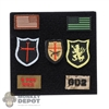 Insignia: Easy & Simple Special Mission Unit Part X RECCE Patch Set