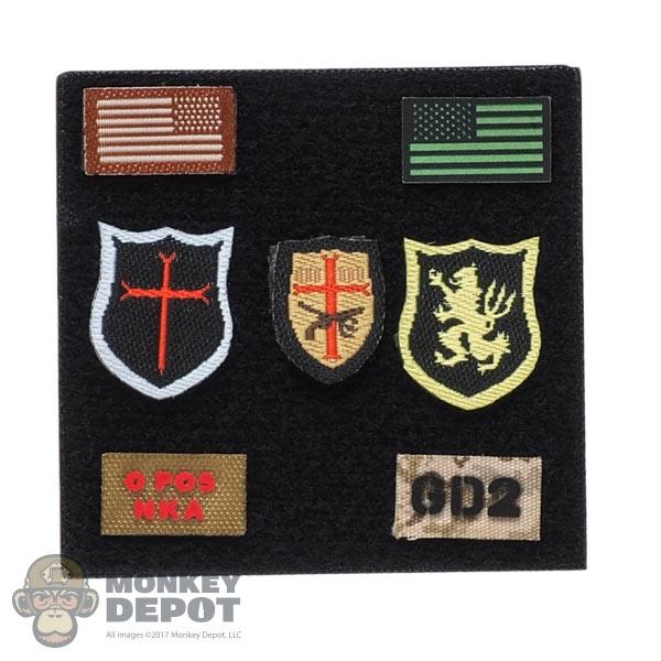 Monkey Depot - Uniform: DamToys AOR2 Uniform