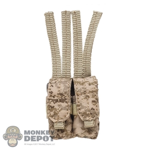 Pouch: Easy & Simple AOR1 MLCS Double Mag Pouch