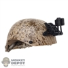 Helmet: Easy & Simple Mens AOR1 TC2001 High Cut w/L2G5 NVG Mount System