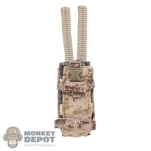 Pouch: Easy & Simple AOR1 MBITR PRC 148/152 Pouch