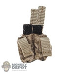 Pouch: Easy & Simple AOR1 Double Pistol Mag Pouch
