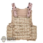 Vest: Easy & Simple Mens AOR1 Plate Carrier (Early version)