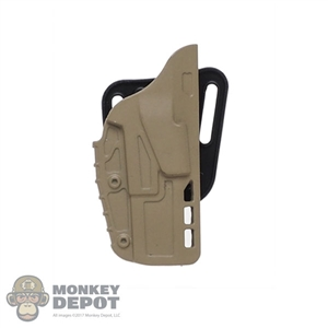 Holster: Easy & Simple 7TS ALS Holster w/Belt Loop Plate