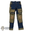 Pants: Easy & Simple Mens Custom Combat Jeans