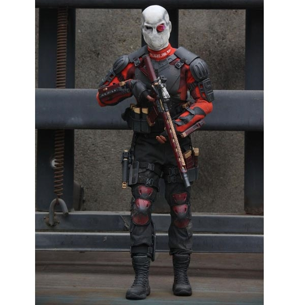 Art Figures Dead Soldier Deadshot Dual Wrist Weapons /& Pads loose 1//6th scale