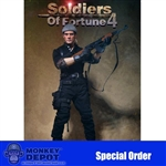 Boxed Figure: Art Figures Soldiers Of Fortune 4 (AF-023)