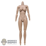 Figure: Figure Coser Base Body w/Pegs (STAINED)