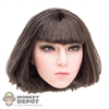 Head: Flirty Girl Bob Hair Cut (FGC-2015-14H)
