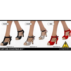 Shoes: Flirty Girl High Heeled Shoes
