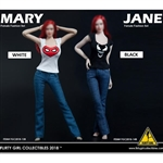 Outfit Set: Flirty Girl Mary & Jane Female Fashion Set