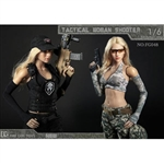 Uniform Set: Fire Girl Tactical Female Shooter (FG-048)