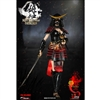 Fire Girl Warring States of Japanese Warrior Suit-Eadda Tokuhime Black (FG-KSJ002)