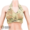 Top: Fire Girl Multicam Bra