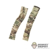 Sleeve: Fire Girl Female Multicam Arm Sleeves
