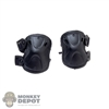 Pads: Fire Girl Female Knee Pads