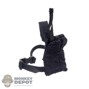 Holster: Fire Girl Drop-Leg Pistol Holster