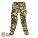 Pants: Fire Girl Female Multicam Pants