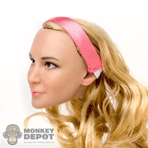 Tool: Flirty Girl Pink Head Band