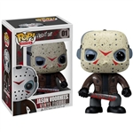 Boxed Figure: Funko POP Vinyl Jason - Friday The 13th