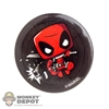 Button: Funko Marvel Super Heroes Collectible Pinback Button (Random)