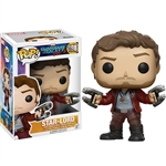 Boxed Figure: Funko POP GOTG Vol.2 Star-Lord (12784)