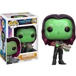 Boxed Figure: Funko POP GOTG Vol.2 Gamora (12789)