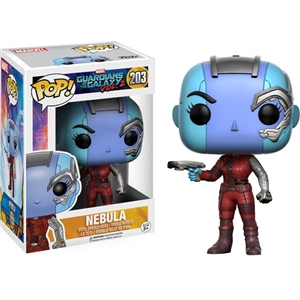 Boxed Figure: Funko POP GOTG Vol.2 Nebula (13155)