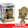 Boxed Figure: Funko POP GOTG Vol.2 Groot (13230)