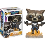 Boxed Figure: Funko POP GOTG Vol.2 Rocket (13270)