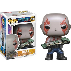 Boxed Figure: Funko POP GOTG Vol.2 Drax (13283)