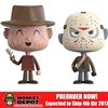 Boxed Figure: Funko Vynl. Freddy Krueger & Jason Vorhees (20911)