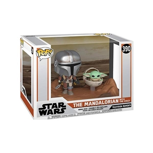 Funko The Mandalorian w/The Child (49930)