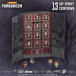 Display: Funko 13 Day Spooky Countdown Advent Calendar (48114)