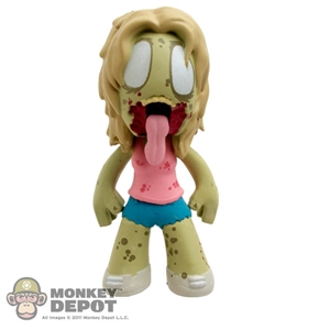 Mini Figure: Funko AMC The Walking Dead Series 2 Missing Jaw Walker
