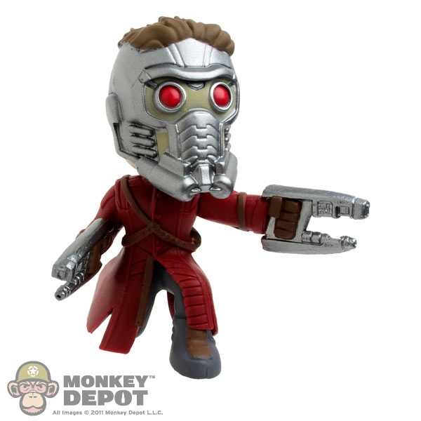 Monkey Depot - Mini Figure Funko Guardians Of The Galaxy Star-Lord Action Pose-1871
