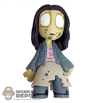 Mini Figure: Funko Walking Dead Series 3 Female Zombie