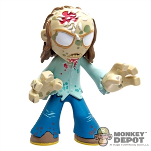 Mini Figure: Funko Walking Dead Series 3 Maggot Zombie
