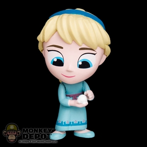 Mini Figure: Funko Young Elsa w/Snowball