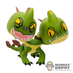 Mini Figure: Funko How To Train Your Dragon 2 Belch & Barf