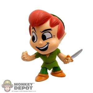 Mini Figure: Funko Heroes vs Villains Peter Pan