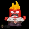 Mini Figure: Funko Inside Out Flaming Anger