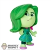 Mini Figure: Funko Inside Out Disgust (Arm Out)