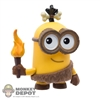 Mini Figure: Funko Minions Caveman Phil